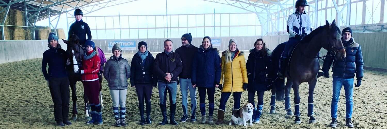 Team Training in Ungarn