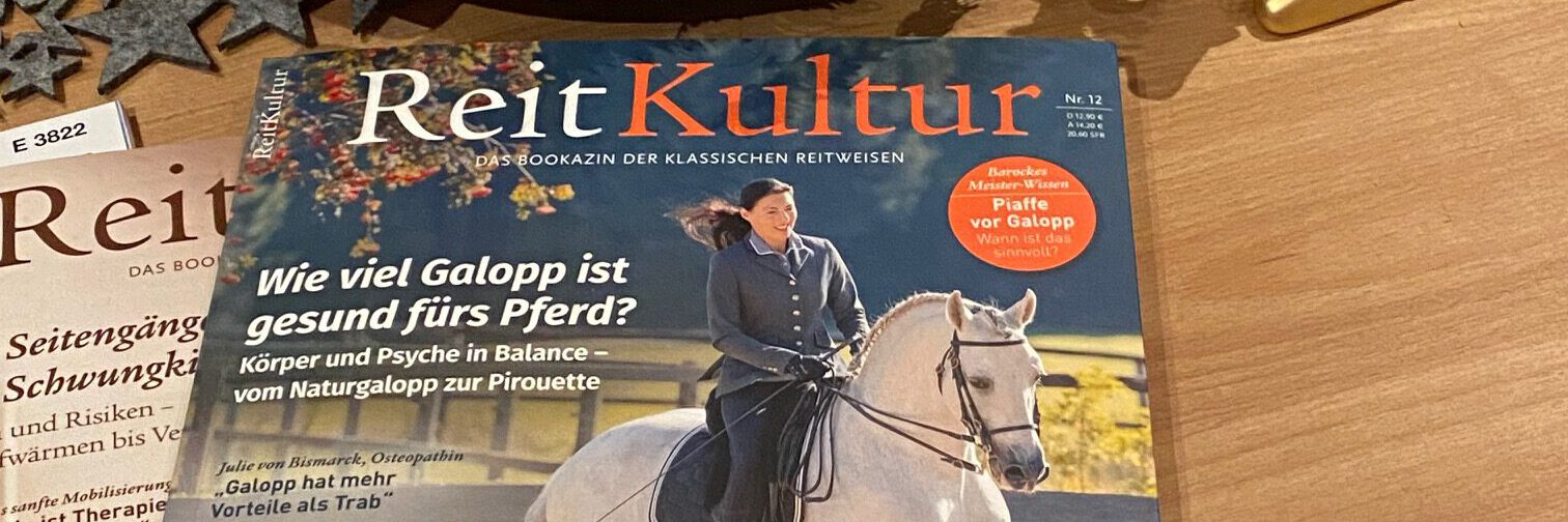 Reitkultur #12 – The Canter Pirouette